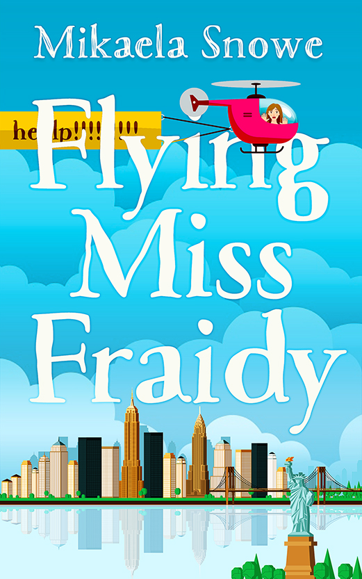 Flying Miss Fraidy